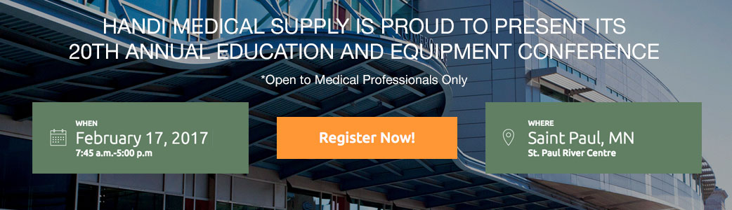 2017 Handi Medical Education and Equipment Conference