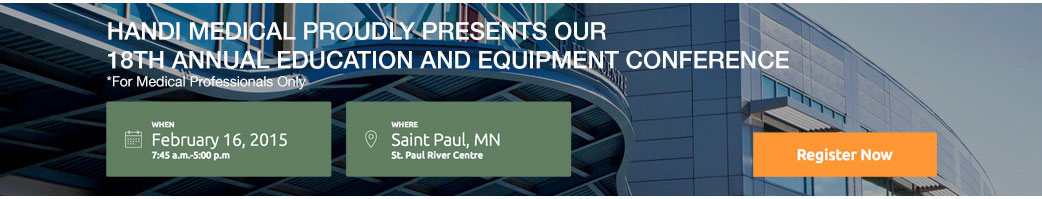18th Annual Education and Equipment Conference