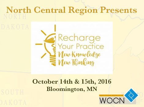 North Central Region Fall Conference